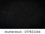 black plastic  net texture...   Shutterstock . vector #157821266