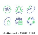 bio shopping  beans and peanut...   Shutterstock .eps vector #1578219178