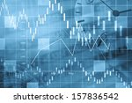 finance data concept | Shutterstock . vector #157836542