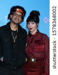 """Small photo of LOS ANGELES - DEC 2: Yassir Lester, Guest at the """"The L Word: Generation Q"""" Premiere Screening at Regal LA Live on December 2, 2019 in Los Angeles, CA"""