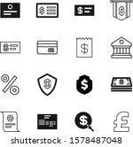 money vector icon set such as ... | Shutterstock .eps vector #1578487048