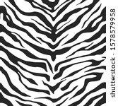 Seamless Vector Animal Skin...