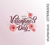 vector illustration. happy... | Shutterstock .eps vector #1578582652