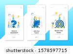 3 vertical business concept... | Shutterstock .eps vector #1578597715