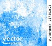 grunge retro vintage paper... | Shutterstock .eps vector #157863626