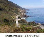 big sur and the pacific coast...