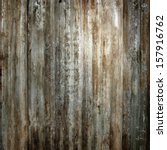 Rusty Stripped Metal Texture  ...