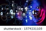software  web development ... | Shutterstock . vector #1579231105