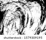 distress lines texture.... | Shutterstock .eps vector #1579309195