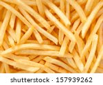 French Fries Background ...