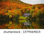 Dixville Notch House On The...