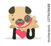 "Cute Puppy Saying ""i Love You""..."