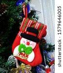 Christmas Decoration Socks On...