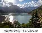 Lac D'emosson  Switzerland
