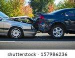 Auto Accident Involving Two...