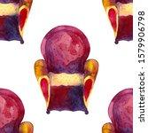 seamless pattern piece of... | Shutterstock . vector #1579906798