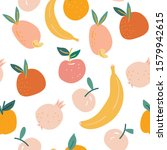 modern seamless pattern design... | Shutterstock .eps vector #1579942615