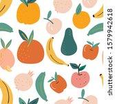 modern seamless pattern design... | Shutterstock .eps vector #1579942618