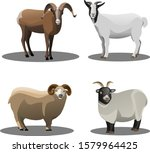 Here Is A Pack Of Sheep And...