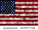 national flag of the united... | Shutterstock . vector #1579977748