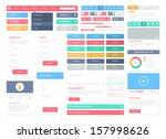 account,app,banner,bar,box,business,button,collection,color,concept,creative,dashboard,design,element,flat