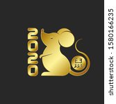 Gold Rat Is The Symbol Of 2020...