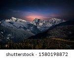 Rocky Mountain Summit Views...