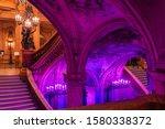 paris  france   november 14 ... | Shutterstock . vector #1580338372