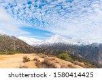 Potato Mountain Hiking trail San Gabriel Mountains, Claremont California
