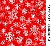 christmas seamless pattern from ...   Shutterstock .eps vector #158066852
