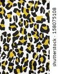 tiger skin seamless pattern | Shutterstock . vector #158075108
