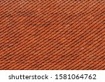Orange Tiles Pattern Background ...