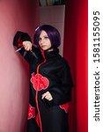 Beautiful Woman Anime Cosplayer ...