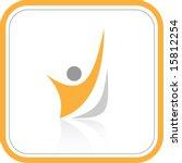 vector abstract internet icon.... | Shutterstock .eps vector #15812254