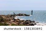 Typical Coast Of Sanibel Island ...