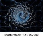 geometry of soul series....   Shutterstock . vector #158157902