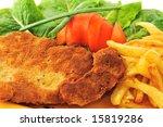 Spiced Schnitzel Details