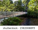 Walk Bridge To Ness Islands On...