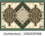 colorful ornamental vector...   Shutterstock .eps vector #1582039588