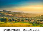 Maremma Sunset Panorama....