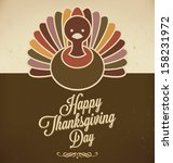 Thanksgiving Design   Retro...