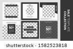 sale template collection for... | Shutterstock .eps vector #1582523818
