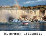 Niagara Falls Is A Group Of...