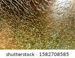 broken glass texture closeup... | Shutterstock . vector #1582708585