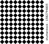 Pattern Of Black And White...