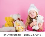 Bears Toys Collection. Child...
