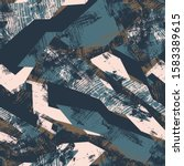 seamless abstract seamless... | Shutterstock .eps vector #1583389615
