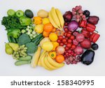 Fruit And Vegetable Healthy...