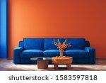 Modern Home Interior In Trendy...