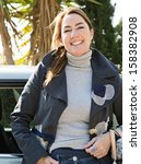 smart and elegant mature middle ... | Shutterstock . vector #158382908